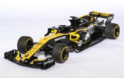 Renault Sport F1 RS 18 Formule 1 version de lancement 2018
