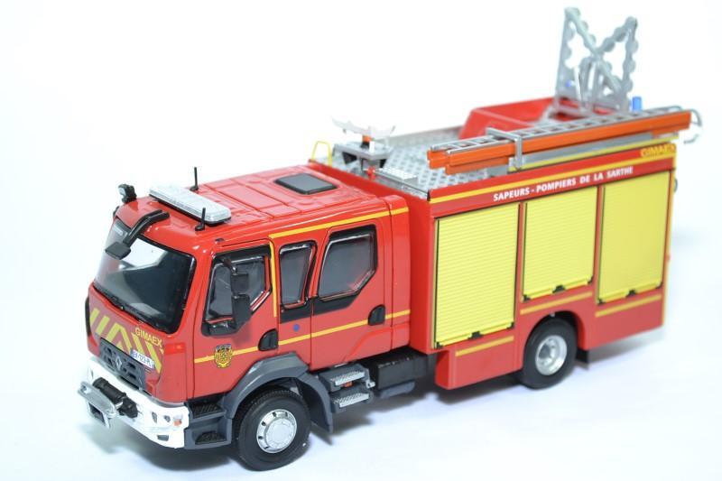 Renault fptsr gimaex sdis72 sapeurs pompiers eligor 1 43 116288 autominiature01 1