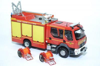 Renault D FPTSR GIMAEX SDIS 72 Sarthe Sapeurs Pompiers