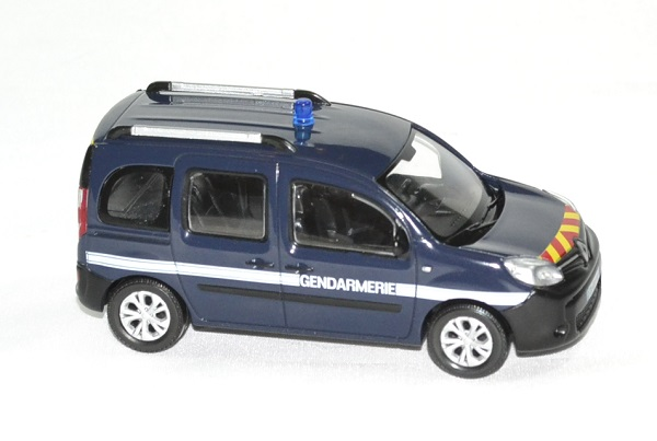 Renault kangoo gendarmerie outremer 2013 norev 1 43 autominiature01 3