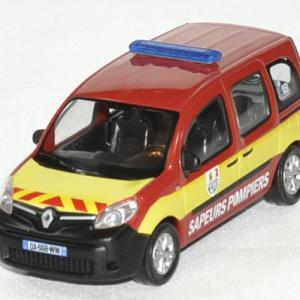 Renault kangoo pompiers 2013 sdis cm 1 43 norev autominiature01 1