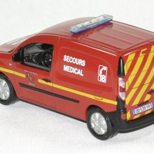 Renault kangoo secours medical pompier 2013 norev 1 43 autominiature01 2