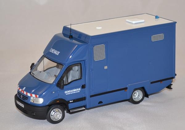 Renault mascott gendarmerie garde republicaine 1 43 perfex 1