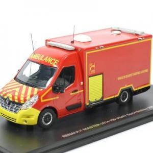 Renault Master TIB VSAV Sapeurs Pompiers