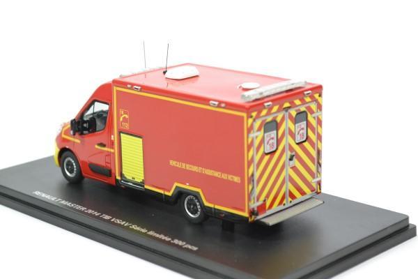 Renault master 2014 tib vsav pompiers 1 43 alerte autominiature01 0096 2