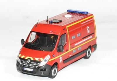 Renault Master 3 VSAV avec Décals Sdis 61 Pompier