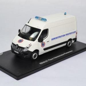 Renault master administration penitentiaire transport 1 43 eligor 116437 autominiature01 1