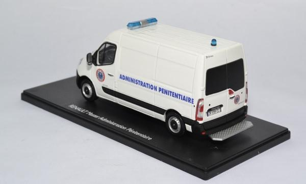 Renault master administration penitentiaire transport 1 43 eligor 116437 autominiature01 2