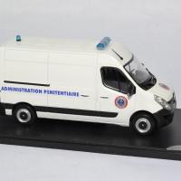 Renault master administration penitentiaire transport 1 43 eligor 116437 autominiature01 3