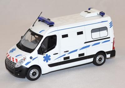 Renault master ambulance privée 2011