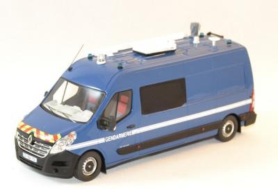 Renault Master Long L3H2 PC gendarmerie