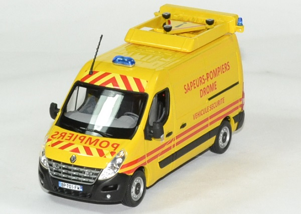 Renault master pompier securite 2011 norev 1 43 autominiature01 1