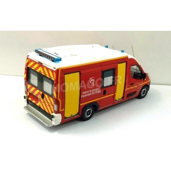 Renault master sanicar vsav 1 43 alerte autominiature01 4