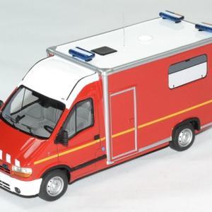 Renault master Type 2 GIFA VSAB Pompier