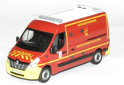 Renault master vsav sdis gers 2014 norev 1 43 autominiature01 1