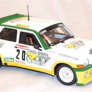 Renault maxi 5 turbo rallye 1 18 solido 1986 autominiature01 com 2