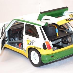 Renault maxi 5 turbo rallye 1 18 solido 1986 autominiature01 com 3