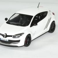 Renault megane 2014 rs trophy 1 43 blanc norev autominiature01 1