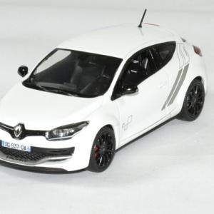 Renault megane 2014 rs trophy 1 43 blanc norev autominiature01 1