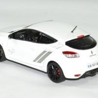 Renault megane 2014 rs trophy 1 43 blanc norev autominiature01 2