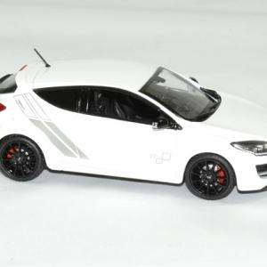 Renault megane 2014 rs trophy 1 43 blanc norev autominiature01 3
