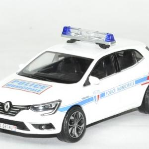 Renault megane police municipale 2016 norev 1 43 autominiature01 1