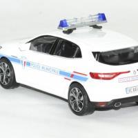 Renault megane police municipale 2016 norev 1 43 autominiature01 2