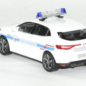 Renault megane police municipale 2016 norev 1 43 autominiature01 2