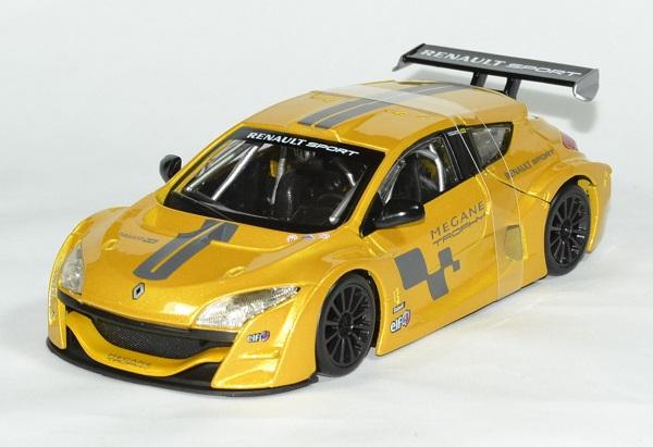 Renault megane trophy 1 24 bburago autominiature01 1
