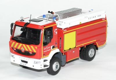 Renault premium CCIHR 8500 Gallin Pompiers SDIS 69