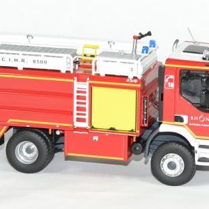 Renault premium ccihr pompier 1 43 eligor autominiature01 3