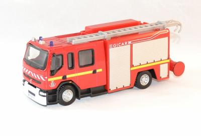 Renault Premium Fire fighters truck fpt