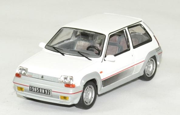 Renault r5 gt turbo 1985 ixo 1 43 autominiature01 1