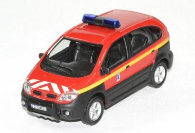 Renault Scénic RX4 pompier SDIS02