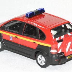 Renault scenic rx4 pompier sdis 002 oliex 1 43 autominiature01 2