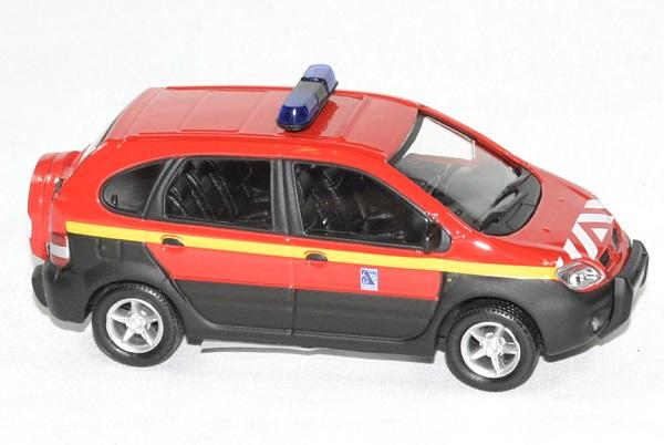 Renault scenic rx4 pompier sdis 002 oliex 1 43 autominiature01 3