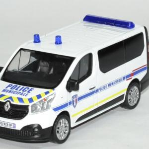 Renault trafic police municipal 2014 norev 1 43 autominiature01 1