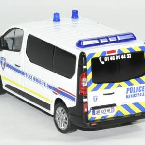 Renault trafic police municipal 2014 norev 1 43 autominiature01 2