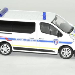 Renault trafic police municipal 2014 norev 1 43 autominiature01 3