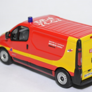Renault trafic pompiers securite civile deminage oliex 1 43 oliex60441sc autominiature01 2