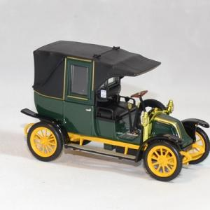 Renault type ag 1905 taxi marne 1 43 autominiature01 3