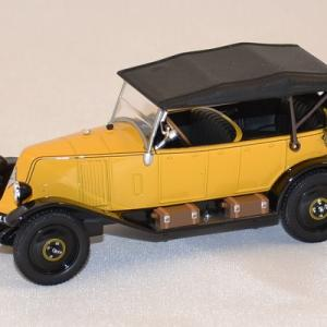 Renault Type NN torpedo 1927 yellow Norev 1/43