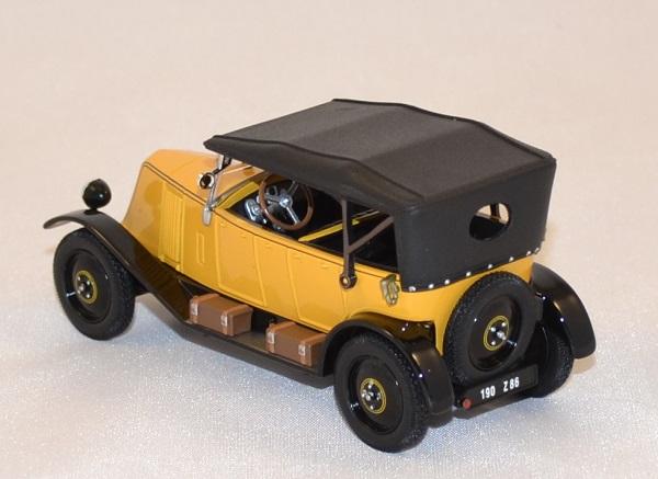 Renault type nn torpedo 1927 norev 1 43 autominiature01 com 2