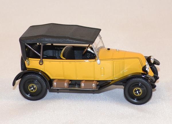 Renault type nn torpedo 1927 norev 1 43 autominiature01 com 3