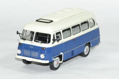 Robur LO3000 autobus bleu / blanc 1972