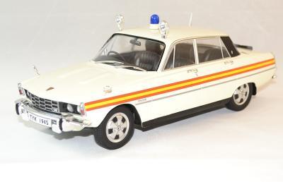 Rover P6B 3500 V8 Police anglaise 1974