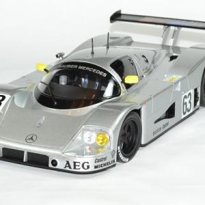 Sauber Mercedes C9 winner 24 heures du Mans 1989