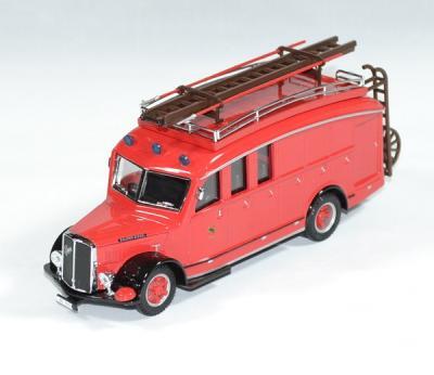 Saurer 3CT1D fourgon Pompier Suisse Bern