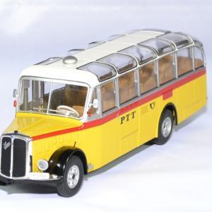 Saurer l4c 1959 ptt 1 43 bus ixo autominiature01 1
