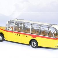 Saurer l4c 1959 ptt 1 43 bus ixo autominiature01 2